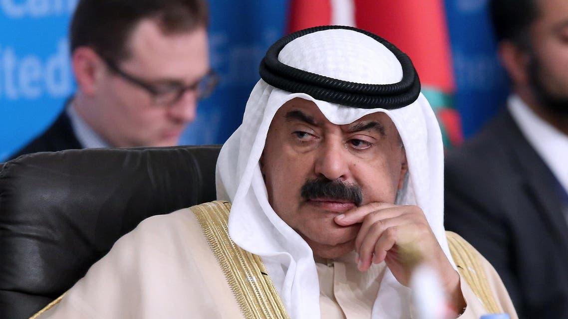 kuwait foreign minister khaled al jarallah (AFP)