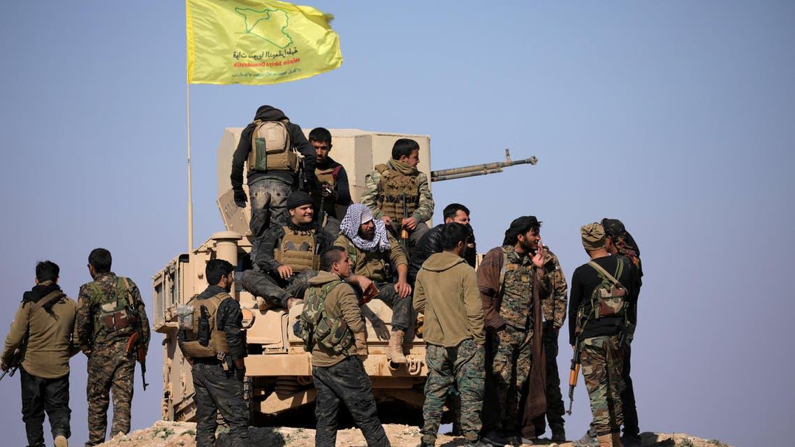 سوريا الديمقراطية
