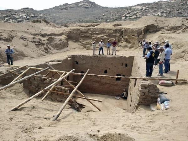 علماء يكتشفون غرفة جنائزية مهيبة لحضارة الإنكا