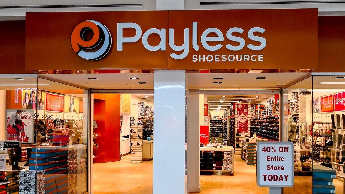 payless shoestore (shutterstock)