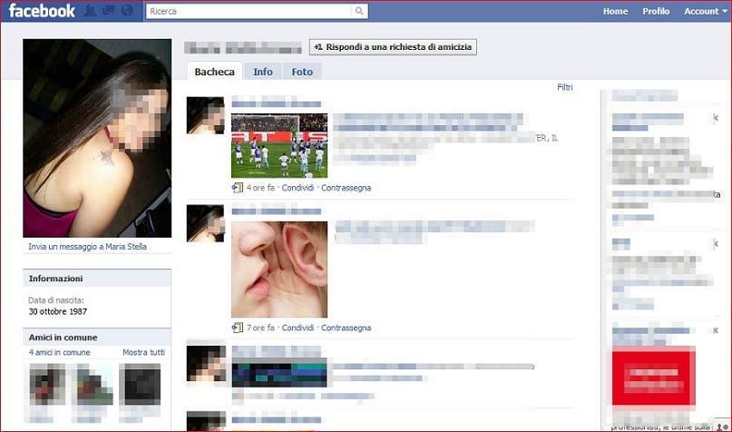 قام بتصوير دردشة بين زوجته وفيسبوكي آخر، ليوحي بأنها ربما كانت تخونه
