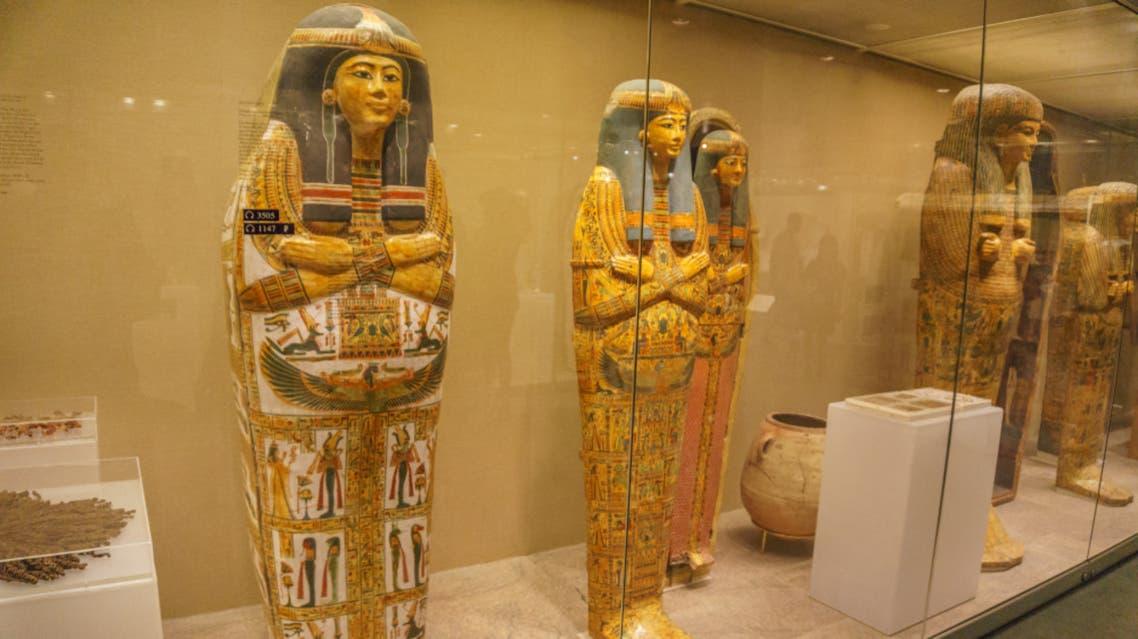 القسم المصري بمتحف متروبوليتان