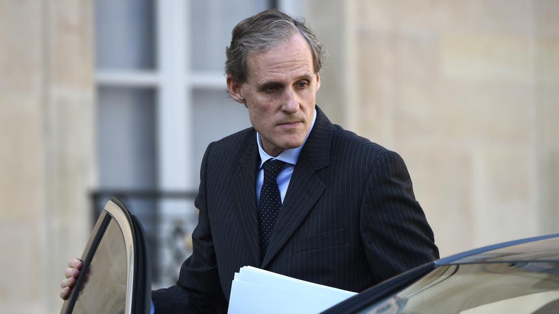 christian masset french ambassador to italy (AFP)