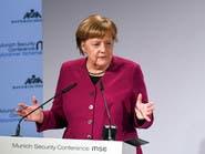 المستشارة الألمانية: نحن في  بداية وباء كورونا