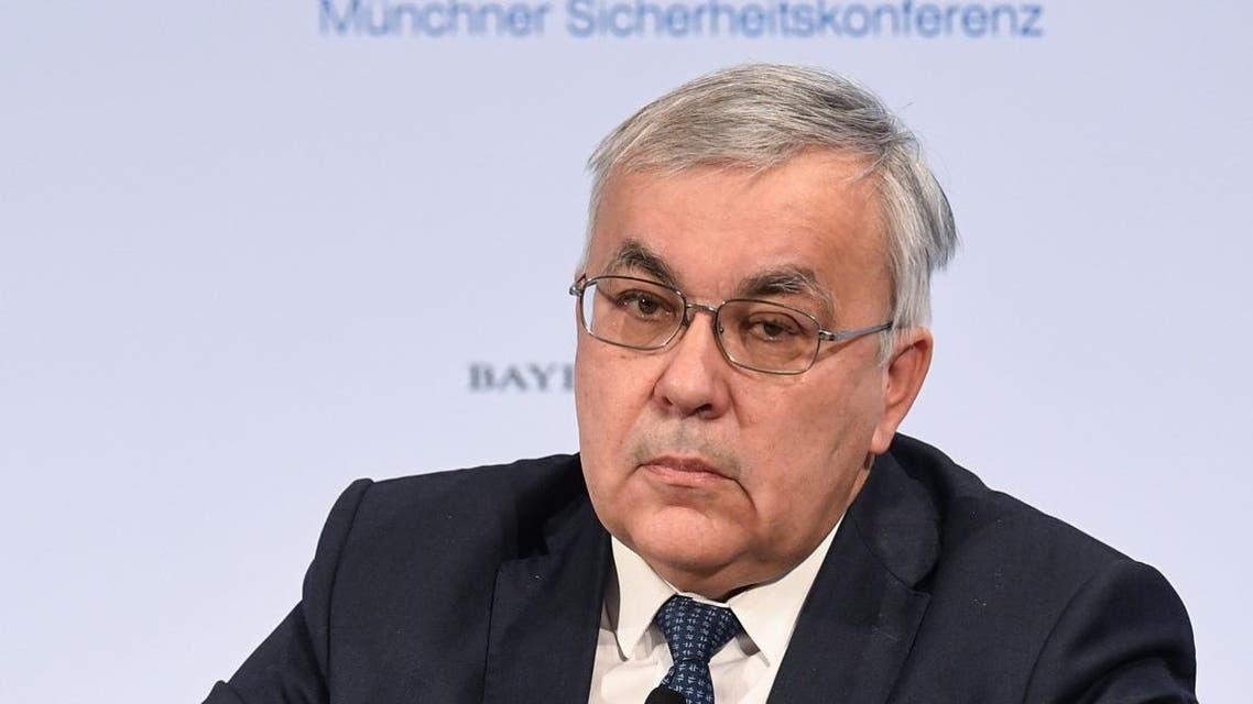 Russian Deputy Foreign Minister Sergey Vershinin1 (AFP)