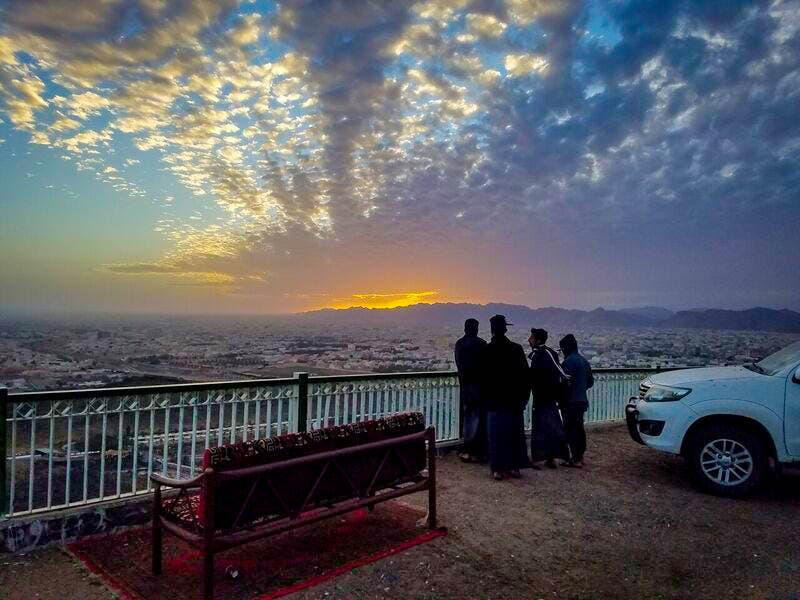 Saudi Tourism, Andrew Leber. (Supplied)