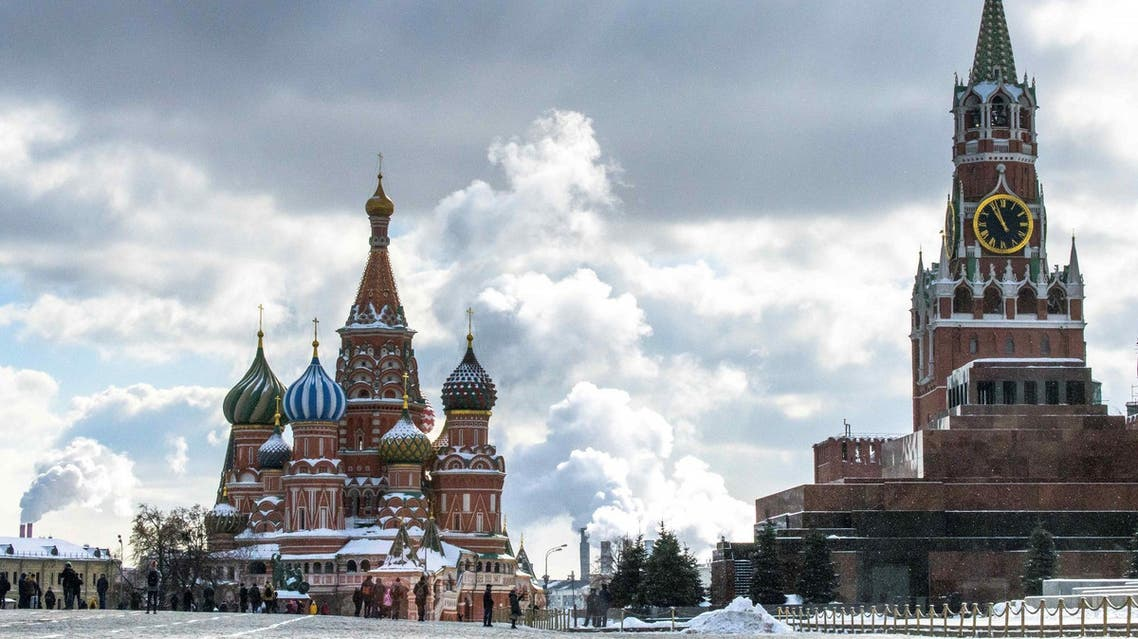 Moscow (AFP)