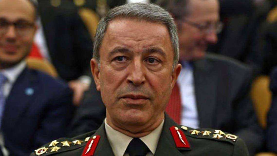 خلوصي أكار وزير دفاع تركيا
