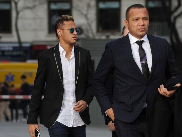 والد نيمار يستبعد انتقاله إلى ريال مدريد