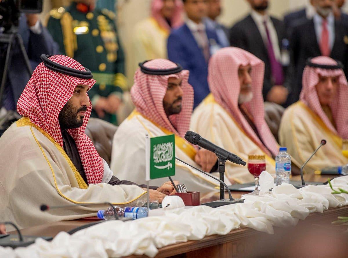 Saudi Crown Prince, Pakistan PM chair joint Supreme Coordination Council session