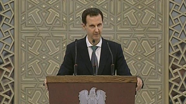 """الأسد عن أردوغان: """"إخونجي"""" و""""أجير أميركي صغير"""""""