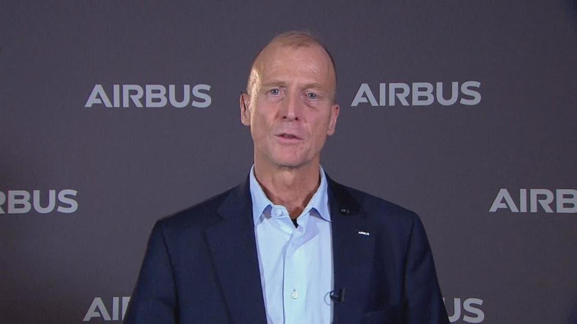انتقادات حادة وجهها الرئيس التنفيذي لشركة إيرباص