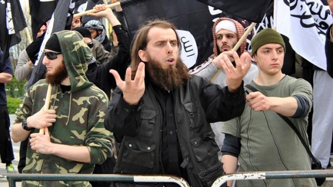 مقتلو داعش الجانب