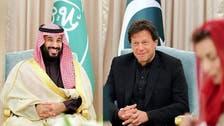 عمران خان اور سعودی ولی عہد کے درمیان ایک بار پھر ٹیلیفون پربات چیت