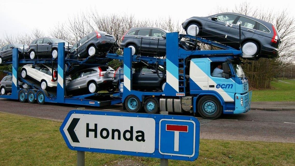 Honda UK (AFP)