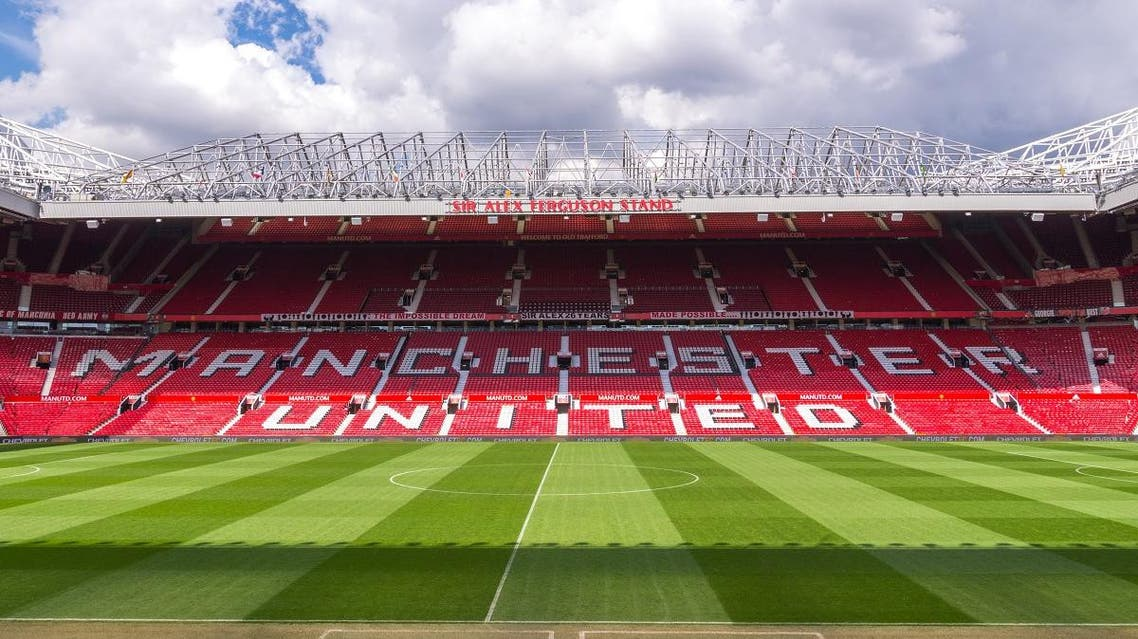 Manchester United. (Shutterstock)