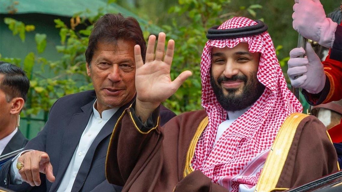 محمد بن سلمان باكستان