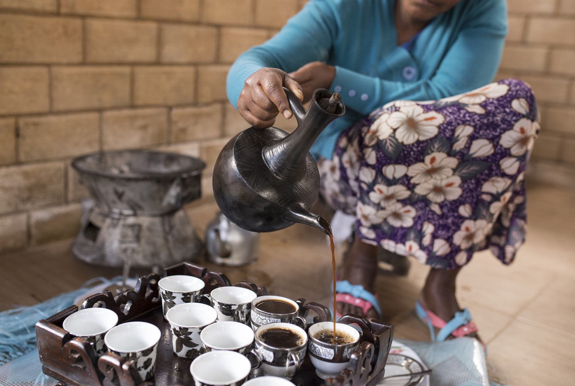 Ethiopian coffee. (File photo: Shutterstock)