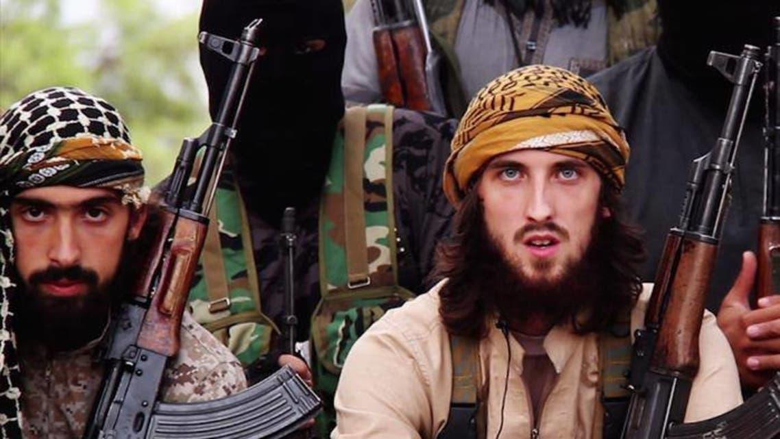 عناصر داعش الأجانب