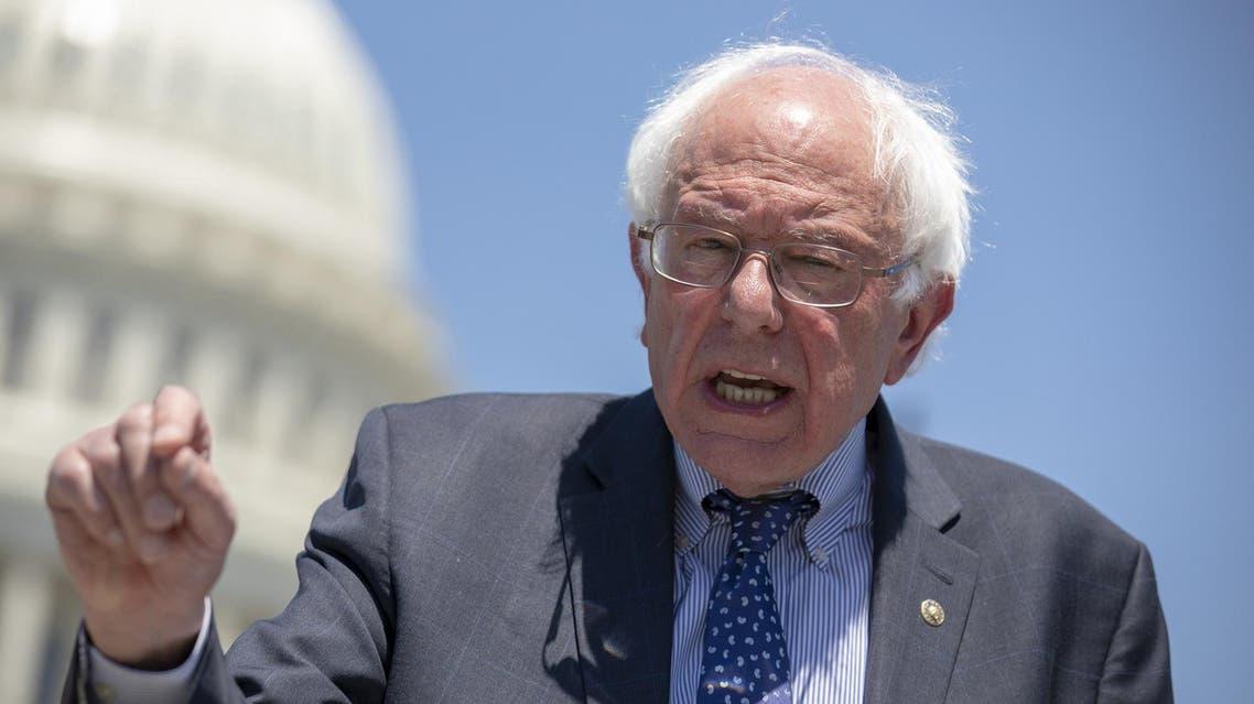 US Senator Bernie Sanders said he will again seek the Democratic Party's presidential nomination in 2020. (File photo: AFP)