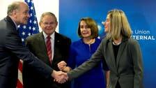 US lawmakers say Trump-era transatlantic rift mere family 'squabbles'