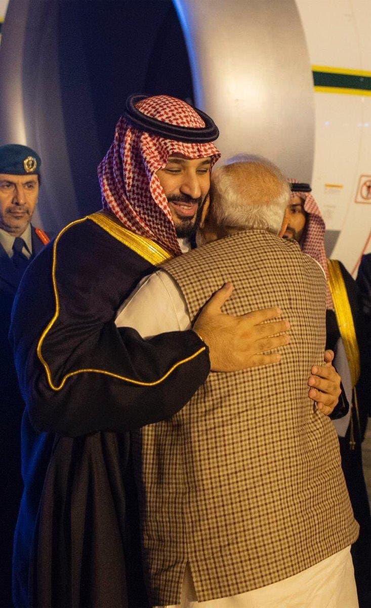 saudi crown prince india 1