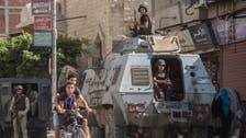 Egyptian security forces kill 16 suspected militants