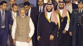 محمد بن سلمان يصل الهند محطته الثانية في جولته الآسيوية