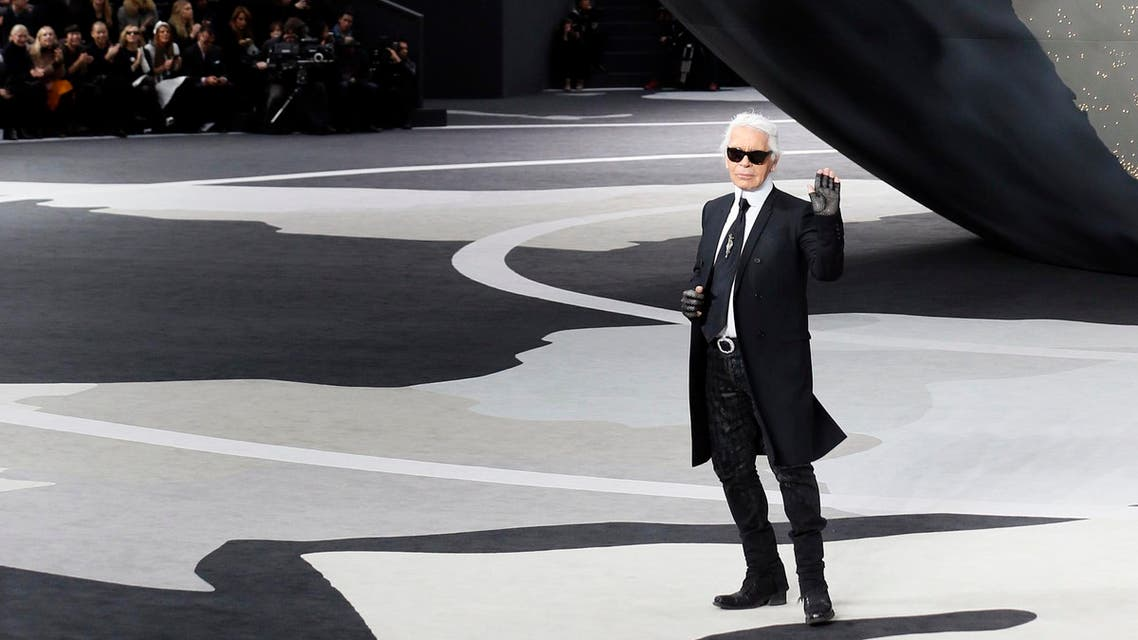 Chanel's iconic couturier Karl Lagerfeld has died at 85. (File photo: AFP)