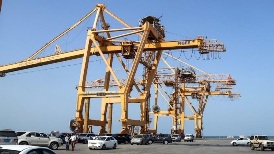 من ميناء الحديدة