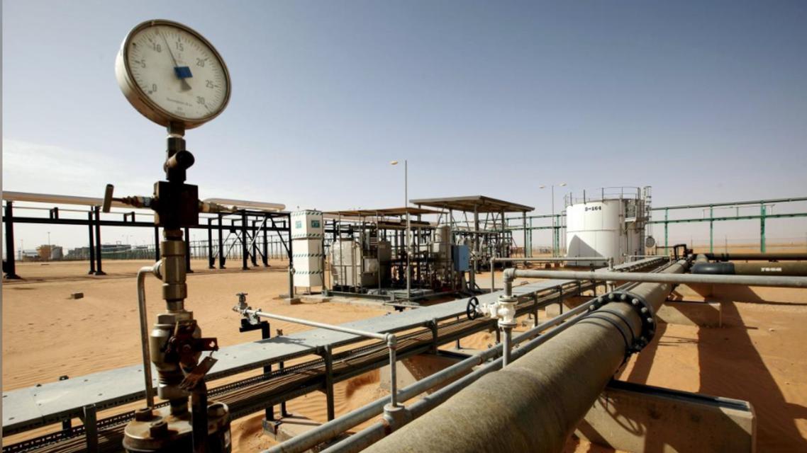 El Sharara oil field, Libya (Reuters)