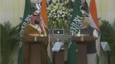 آئندہ دو برسوں میں بھارت میں 100 ارب ڈالر کی سرمایہ کاری ہو گی :  سعودی ولی عہد