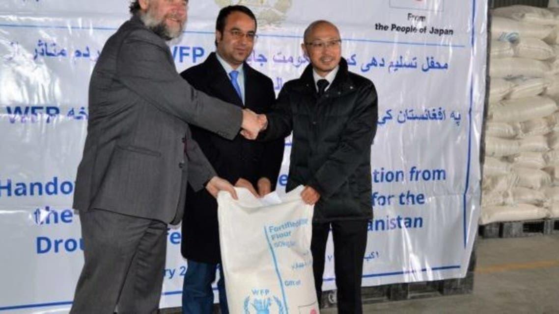 کمک 13 میلیون دالری جاپان برای آسبدیدگان خشکسالی افغانستان