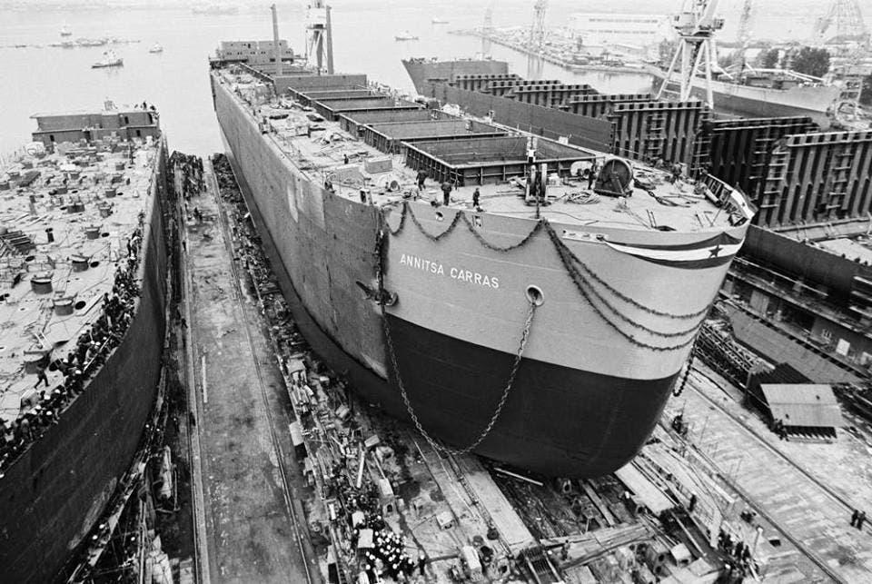 ميناء السفن في سبليت