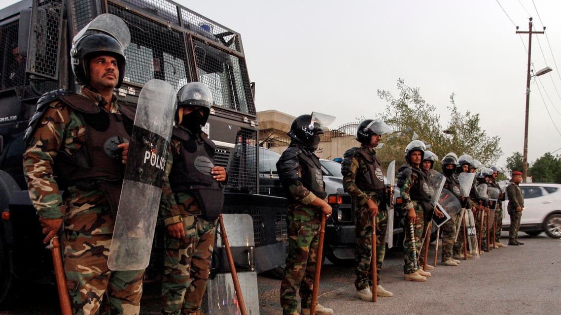 Iraqi security forces on Tuesday found the bodies of six out of 12 people who were abducted over the weekend. (File photo: AFP)