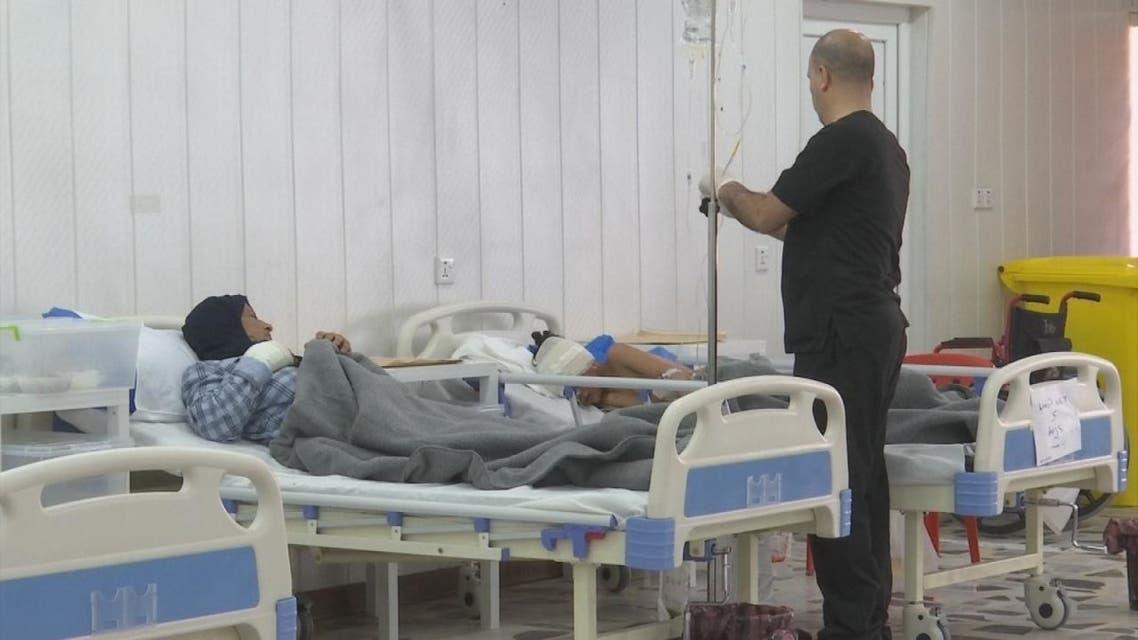 وزارة الصحة  العراقية تقول إنها بحاجة لملياري دولار لتغطية المستلزمات الصحية