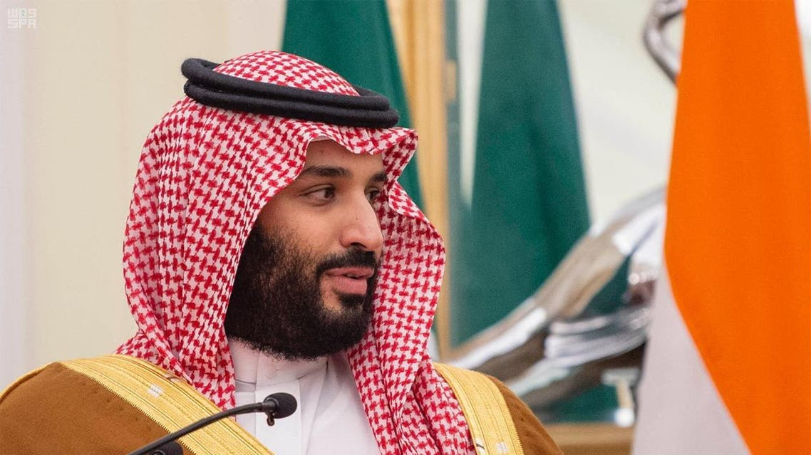 Crown Prince Mohammed bin Salman has arrived in China in what is the final stop of his Asian tour. (SPA)