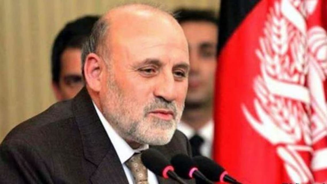 محمد عمر داوودزی رییس دبیرخانه شورای عالی صلح افغانستان