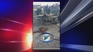 20 قتيلا بتفجير مفخخ شرق سوريا غالبيتهم عمال بحقل نفطي
