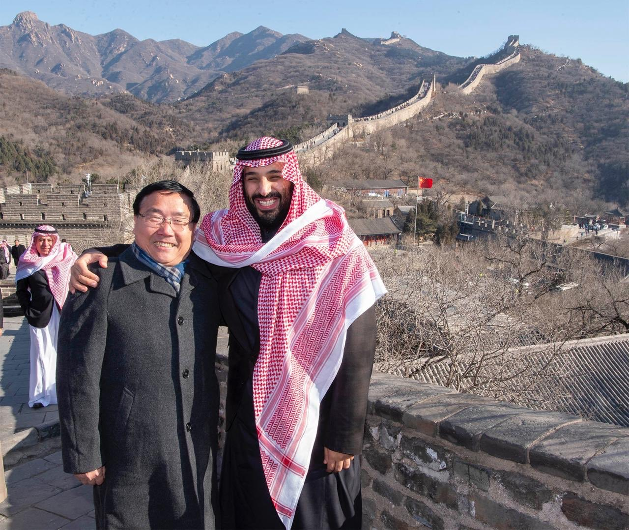 MBS GREAT WALL