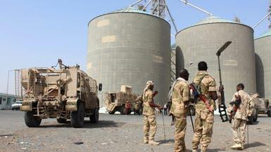 """الحديدة.. """"قمح"""" اليمنيين تحت قذائف الحوثي"""
