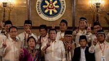 Rebels sworn in as leaders of Bangsamoro Muslim region in Philippines