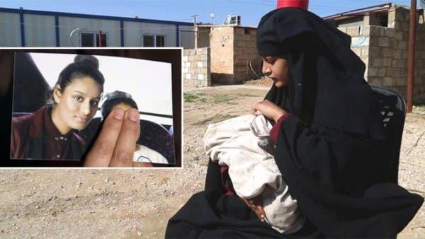 فقدت 3 أطفال.. عروس داعش البريطانية تخسر آخر معاركها