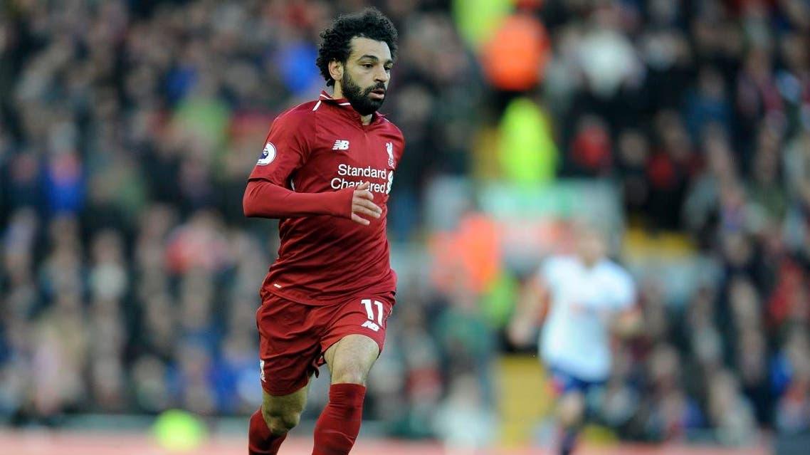 Mohamed Salah (AP)