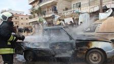 شام : عفرین میں دھماکا ، 4 ترک فوجیوں سمیت 25 افراد ہلاک