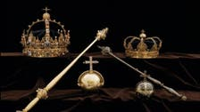 Swede gets four and a half years for royal jewels heist