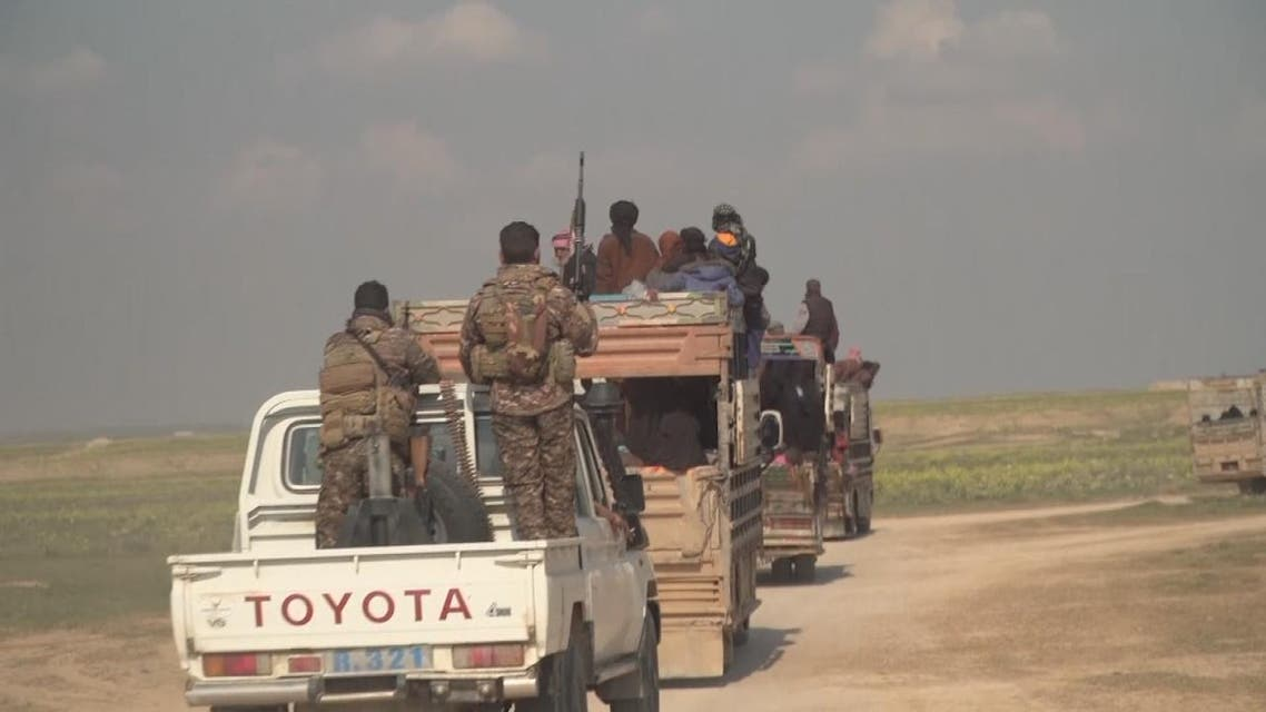 THUMBNAIL_ الباغوز.. مقبرة داعش وفخ المدنيين