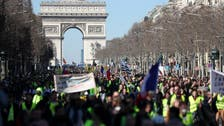 Yellow vest protesters try to keep up momentum on week 15