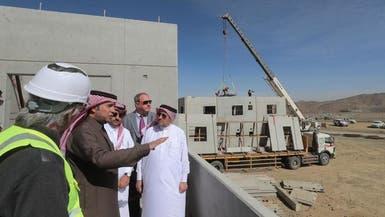 الحقيل يؤكد الإسراع بمشاريع الإسكان السعودية