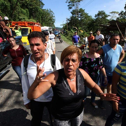 أميركا تدين استخدام فنزويلا للقوة.. وتلوح بالعقوبات